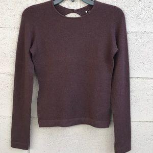 Three dots brand 💯% Cashmere sweater. super cute